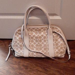 Coach Handbag with Dustcover